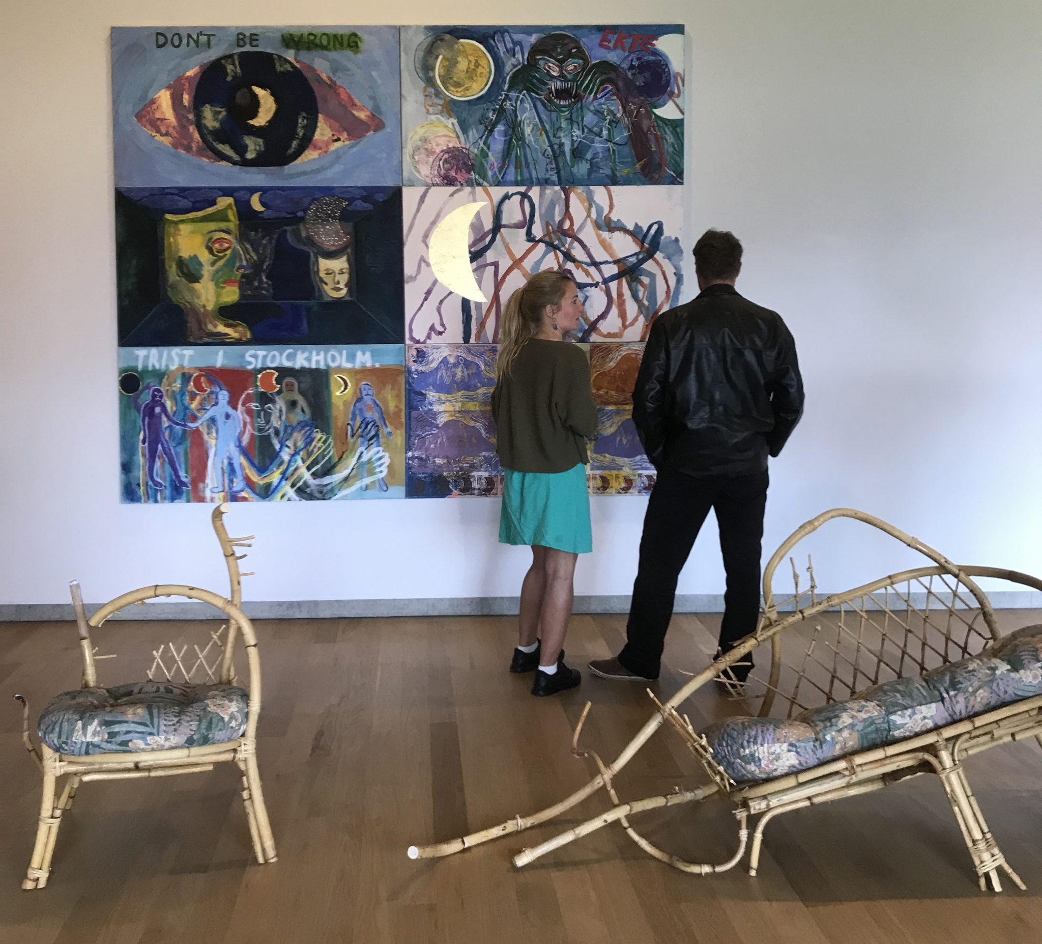 Vestlandsutstillingen 2020 Kunsthuset Kabuso